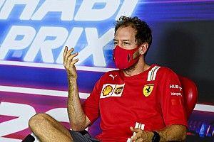 Sebastian Vettel Senang Balapan di Imola
