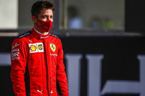 Ferrari's Leclerc latest F1 driver to contract COVID-19