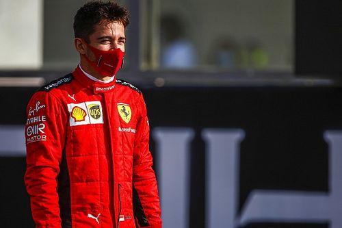 Leclerc testa positivo para Covid-19; piloto da Ferrari sente sintomas leves