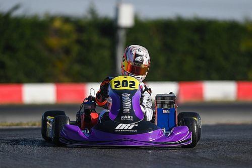 Rafa Câmara volta a Genk para etapa de abertura do Campeonato Europeu de Kart