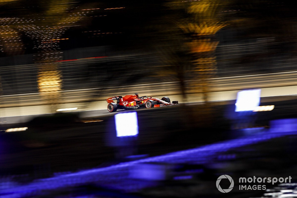Fotogallery F1: le qualifiche del Gran Premio di Sakhir