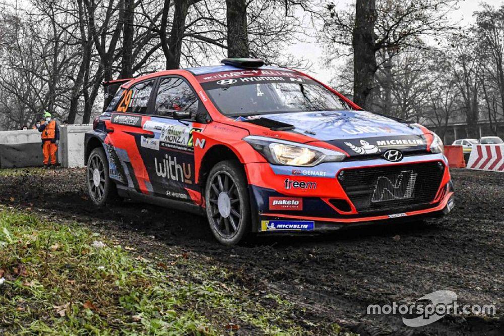 L'Italia vince una stage WRC dopo 12 anni grazie a Scandola