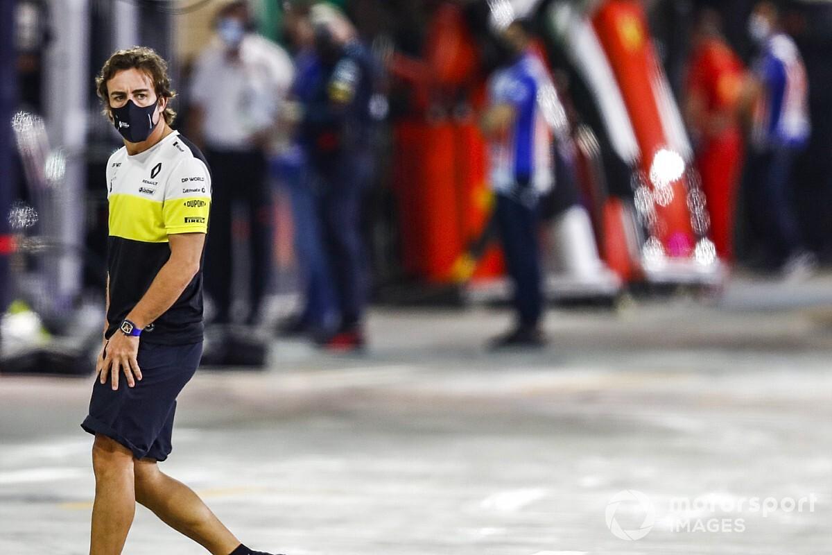 """Alonso: """"Rakip takımlar rahat olmalılar çünkü aracı geliştirmeye çalışmayacağım"""""""