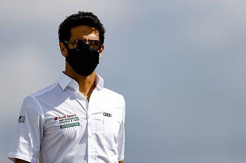 Di Grassi pidió usar el modo ataque para los límites de pista