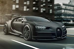 Chiron Noire, la Bugatti più nera di tutte
