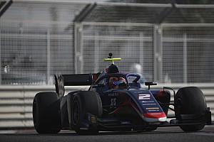 F2アブダビテスト2日目:初日に続いてデレトラがトップ。角田裕毅は14番手