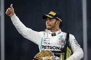 GALERÍA: los 6 Grand Chelem de Hamilton en F1