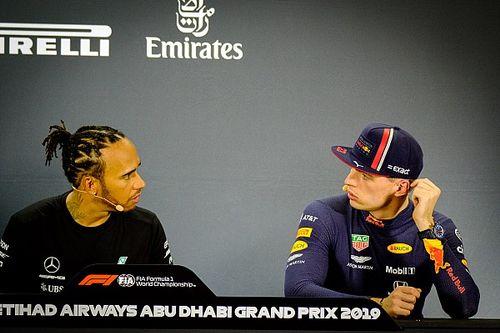 """Hamilton: """"Tutti i miei rivali vogliono la Mercedes per il 2021"""""""