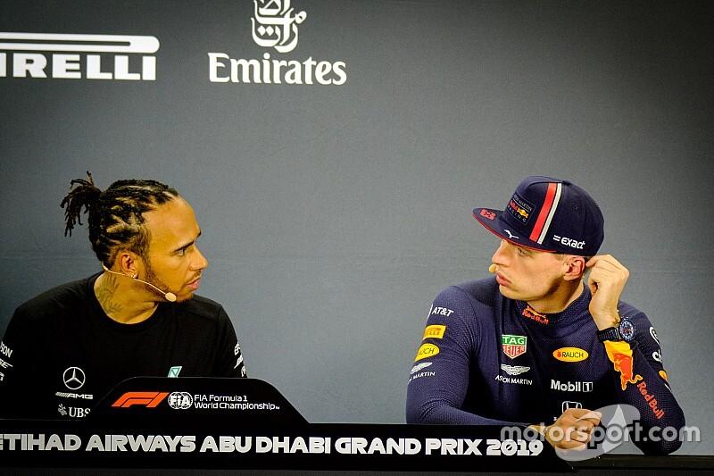 """Briatore: """"In de Formule 1 draait het om Hamilton en Verstappen"""""""