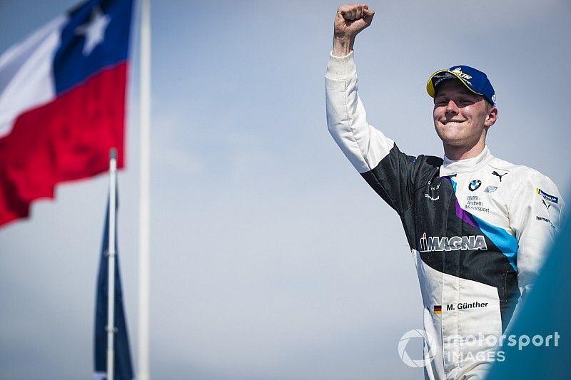 Gunther, de desplazado a ganador más joven en la Fórmula E