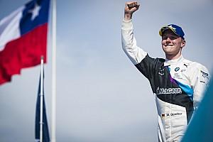 Gunther bate el récord de precocidad de ganador más joven en Fórmula E