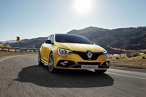 Renault dévoile sa Mégane restylée