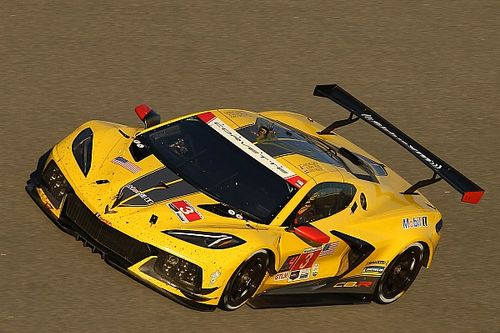Corvette drivers positive that sim work has improved the C8.Rs