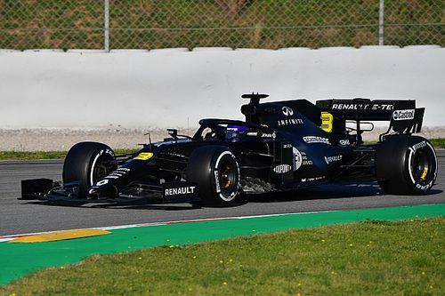 Ricciardo nearly extracted full pace of new Renault