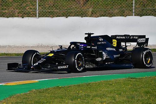 """Ricciardo: """"Nem vagyunk olyan gyorsak, mint a Mercedes..."""""""