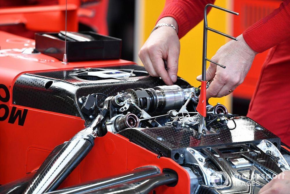 Ferrari reabre su fábrica de F1