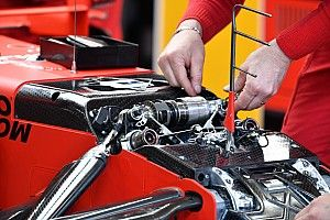 Ferrari, bugün SF1000 üzerinde çalışmaya tekrar başlayacak