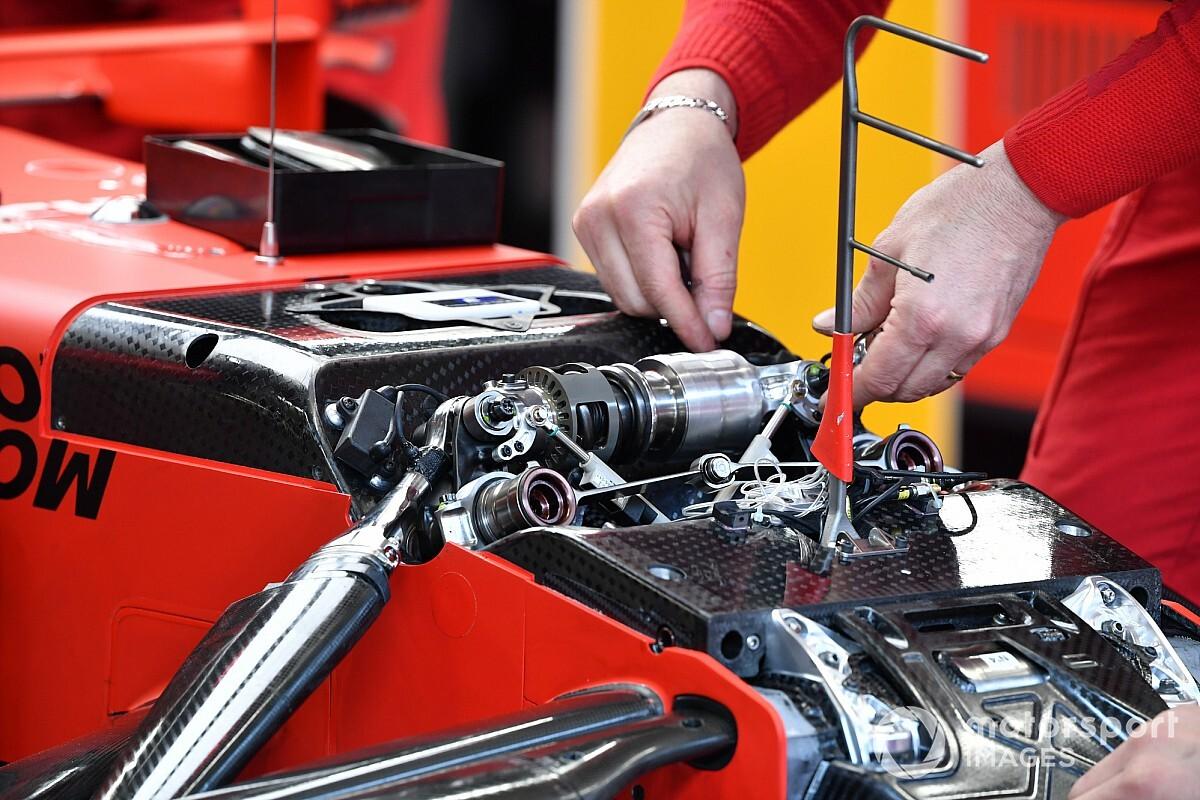 Após fechamento por coronavírus, Ferrari reabre departamento de F1