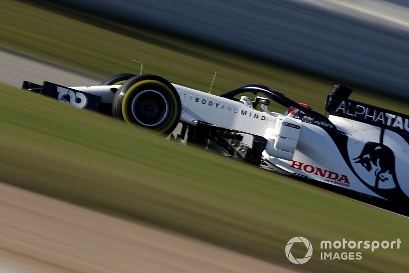 "Honda has made ""big step up"" with 2020 F1 engine"