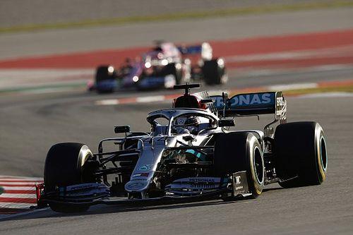 """A Mercedes versenyzői """"fair versenyzést"""" akarnak a Ferrarival szemben"""
