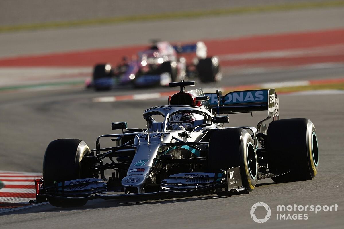 Mercedes ontkracht 'ongegronde' speculatie over vertrek uit F1