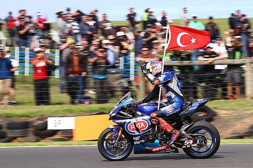 Razgatlioglu has attracted MotoGP interest - manager