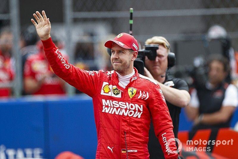 """Vettel: """"Avremmo potuto provare una strategia più inventiva"""""""