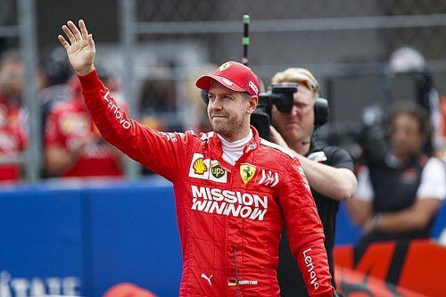 """Vettel: """"Pudimos hacer una estrategia más perspicaz"""""""