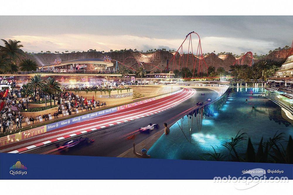L'Arabia Saudita sogna la F1 nel 2023 con il circuito di Qiddiya