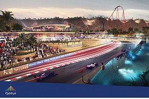 Саудовскую трассу Ф1 построят к 2023 году