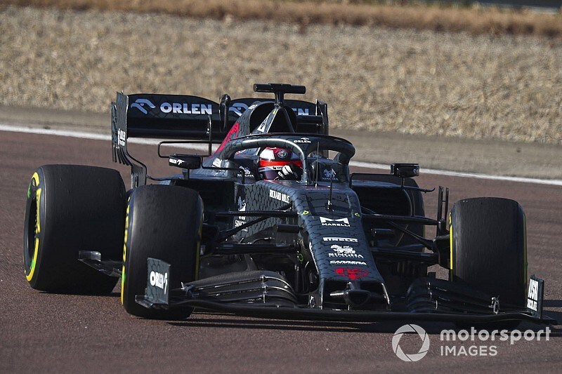 Kubica iniciará la pretemporada de Alfa Romeo