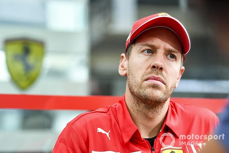 Vettel chce być trzeci
