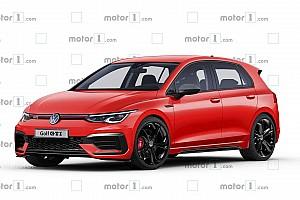 El Volkswagen Golf GTI 2020 debutará en el salón de Ginebra