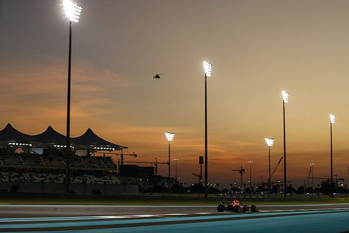 Volledige uitslag van de kwalificatie voor GP Abu Dhabi