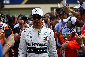 A Mercedes fő prioritása az évben Hamilton megtartása