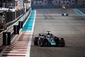 Abu Dhabi F2: Sette Camara fights back to win Race 1