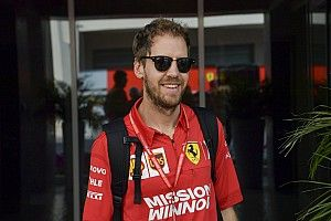 Vettel mocks claim he's about to leave F1