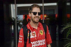 Vettel s'amuse des rumeurs au sujet de sa retraite