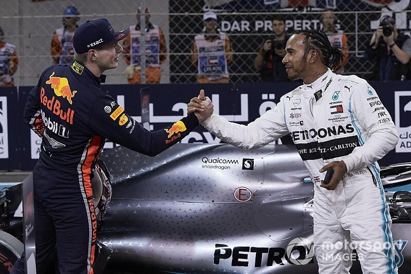 """Verstappen veut """"partir fort"""" pour mettre Hamilton sous pression"""