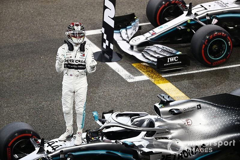 Hamilton vuelve a la pole para el GP de Abu Dhabi