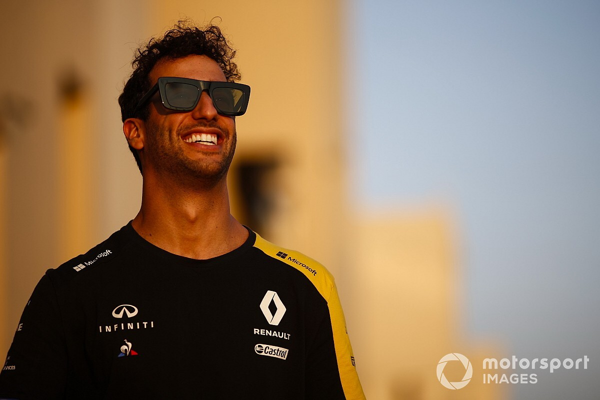 Ricciardo: I could have lost McLaren seat without early deal