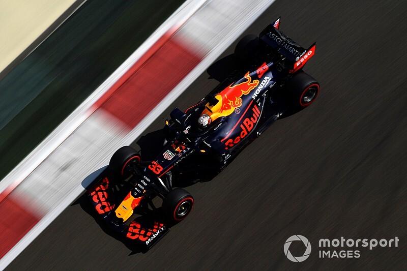 F1 Abu Dhabi, Libere 3: Verstappen si presenta