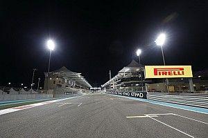 Гран При Абу-Даби: стартовая решетка