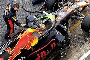 Testupdate 11u: Stilte bij Red Bull
