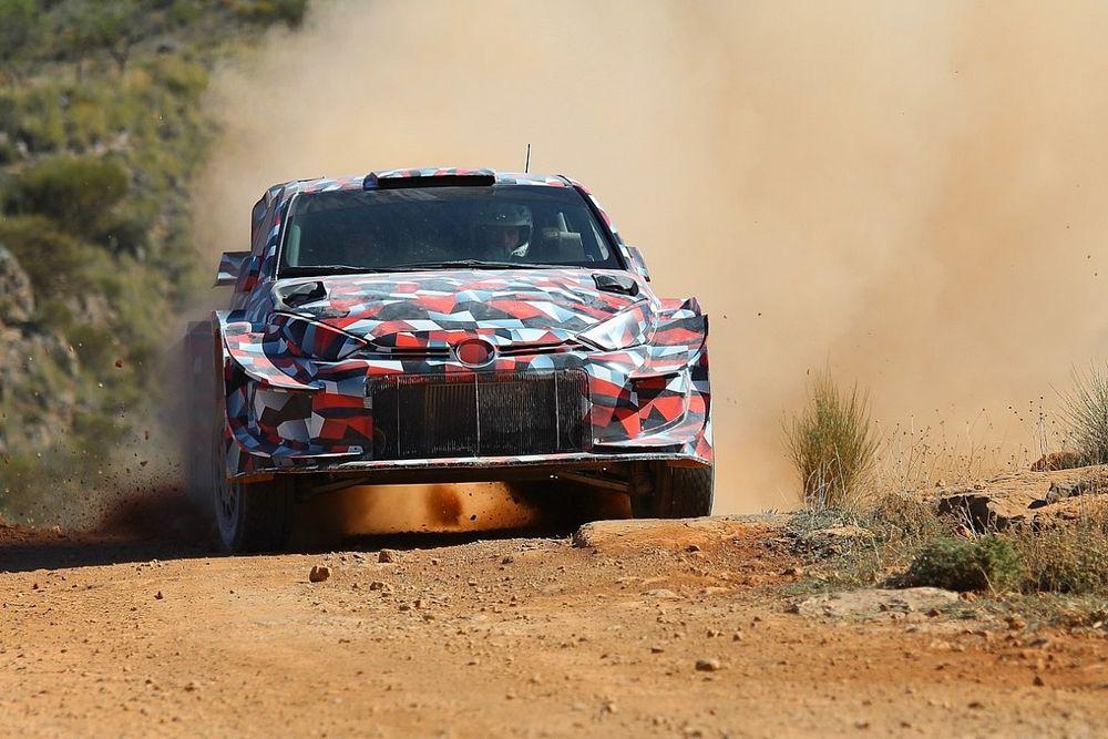 Yaris GR WRC nie wyjedzie na oesy