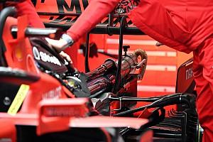Újraindult a munka a Ferrari motor-részlegén