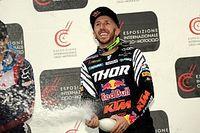 MXGP: Tony Cairoli rinnova con KTM sino al termine del 2021