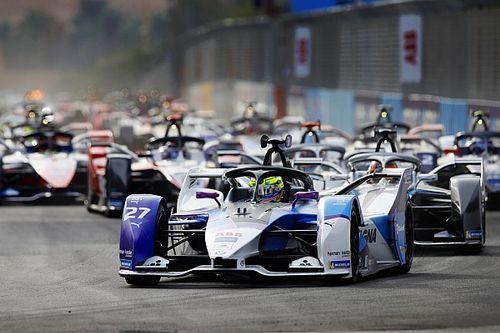 BMW проиграла первую гонку Формулы Е из-за проблем с расходом энергии