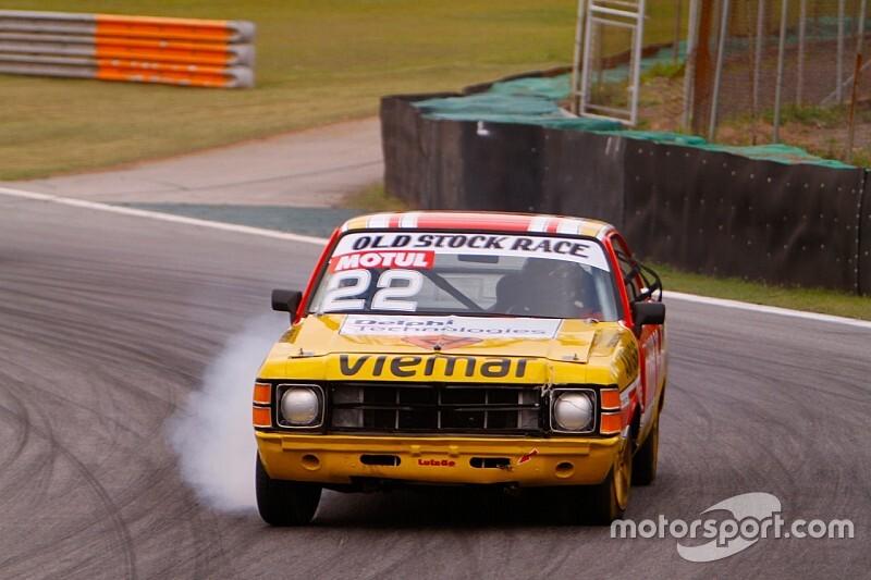 Paulo Gomes participa dos 500 km de Interlagos pela Old Stock com novo pneu slick