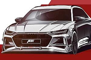 Az új Audi RS6 Avant kísértetiesen fest az ABT RSR-6-kezelésével